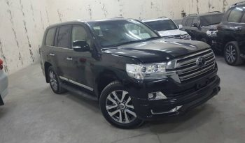 Land cruiser zx full