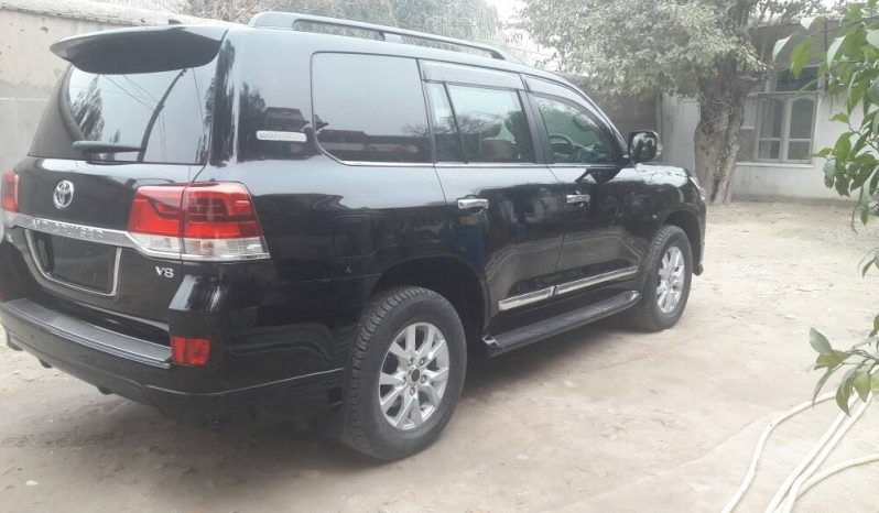 Land cruiser bullet proof b6+ full