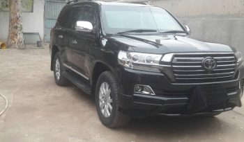 Land cruiser bullet proof b6+