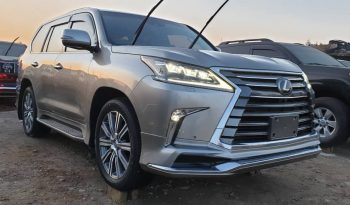 Lexus lx570 Model 2017 full